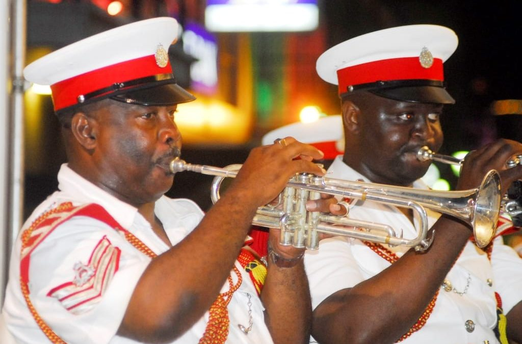 Police Force Band Short On Numbers