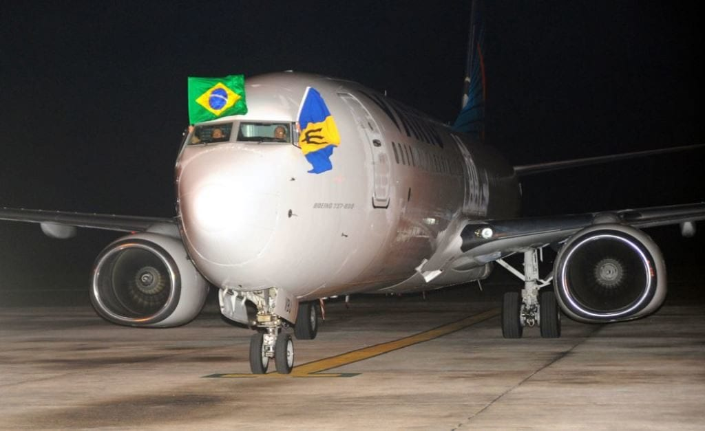 Weekly Brazil Service To Be Suspended
