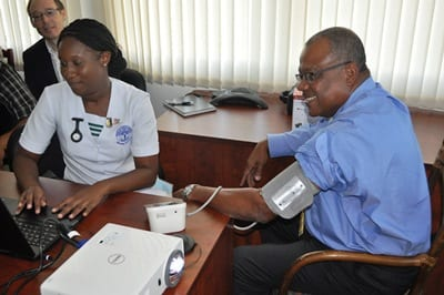 Men Urged To Pay Attention To Their Health