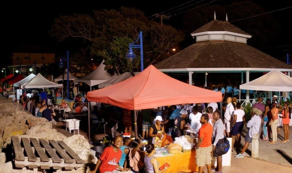 Food Vendors Needed For Speightstown Sizzlin'