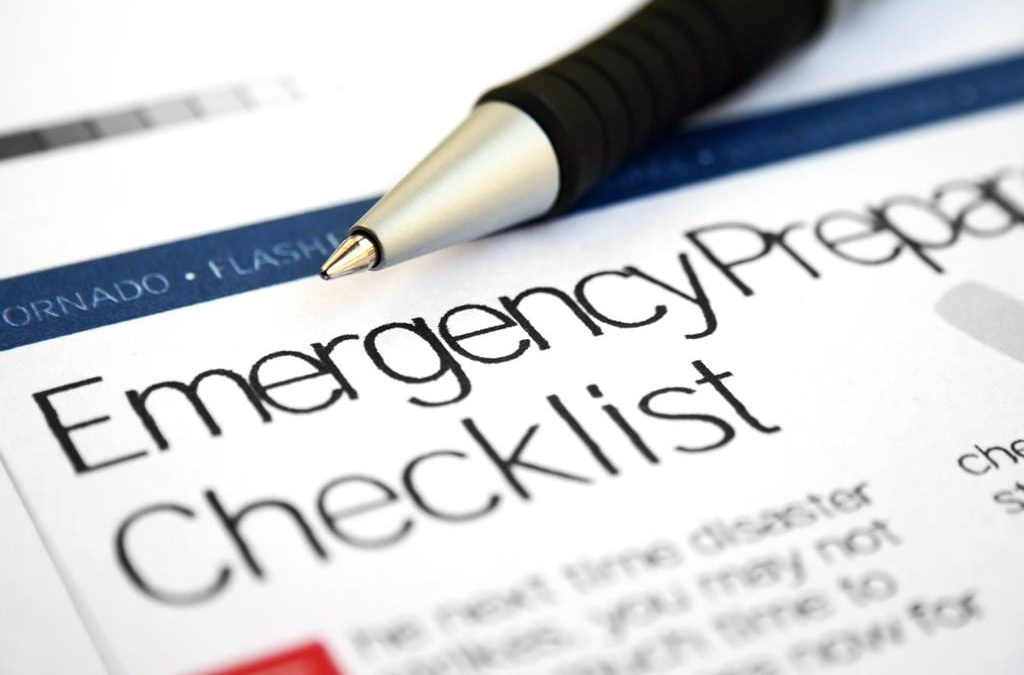 Emergency Preparedness Webinar This Wednesday
