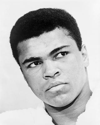 Former world heavyweight boxing champion, Muhammad Ali. (Stock Image)