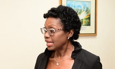 Registrar of the Supreme Court, Barbara Cooke-Alleyne. (FP)
