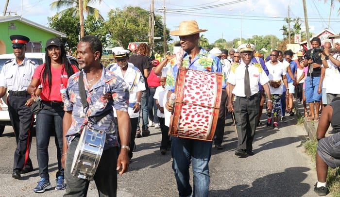 Emancipation Day Walk, Monday, August 1