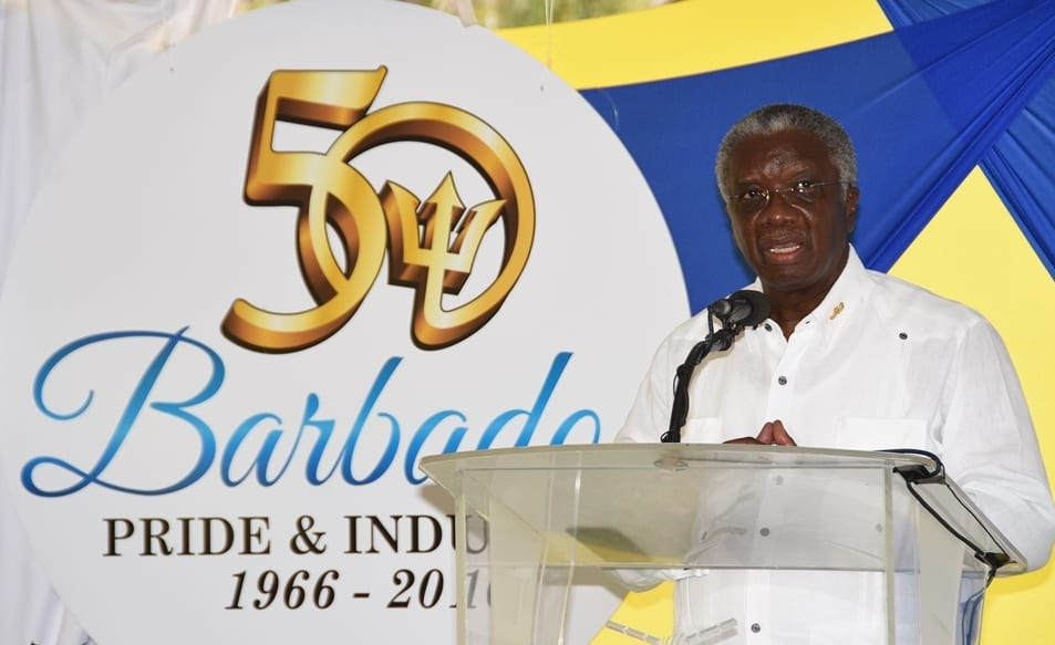 Freundel Stuart 50th secretariat