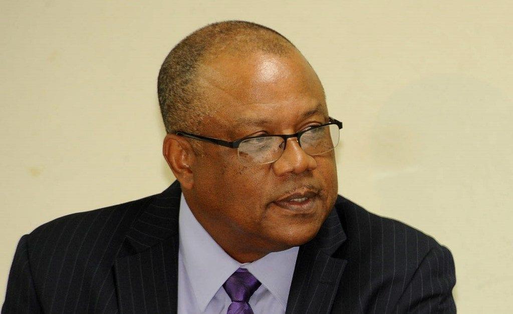 Minister of Health John Boyce. (FP)