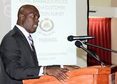 Acting Minister of Home Affairs, Michael Lashley. (FP)