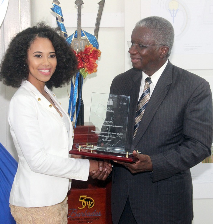 Taisha_Carrington_PM_Freundel_Stuart_50monument_competition