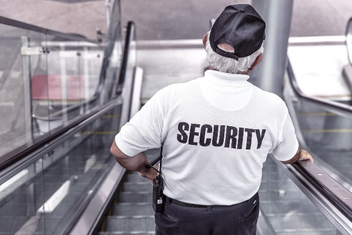 Employ Licensed Security Guards