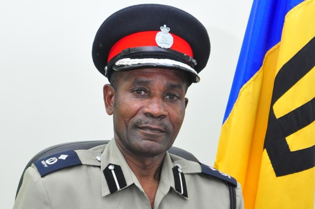 Acting Commissioner of Police, Tyrone Griffith. (FP)