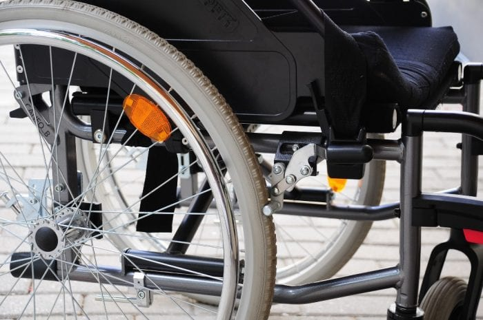 Int'l Day Of The Disabled Workshop