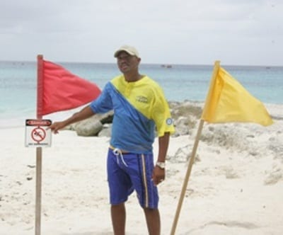 Use Beaches With Lifeguards
