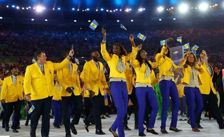Barbados_Olympic_team_2016