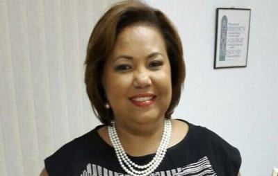 New Honorary Consul of Jamaica in Barbados, Ella Hoyos. (GP)