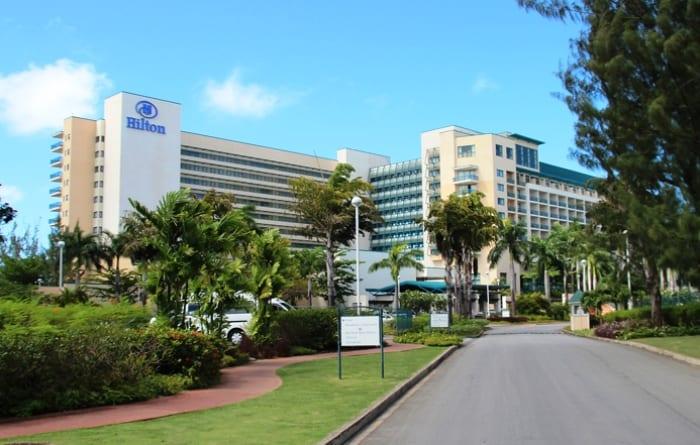 Hilton Barbados. (FP)
