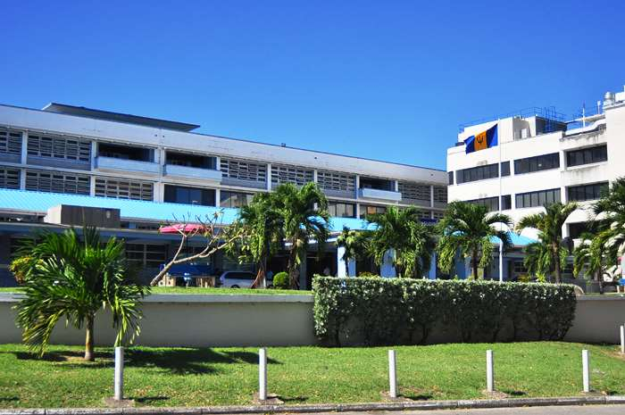Queen Elizabeth Hospital (FP)