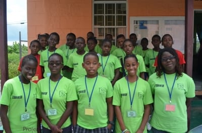Project S.O.F.T participants. (NCSA)