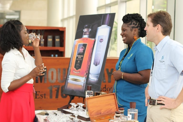 Rum Café Open At Diaspora Conference