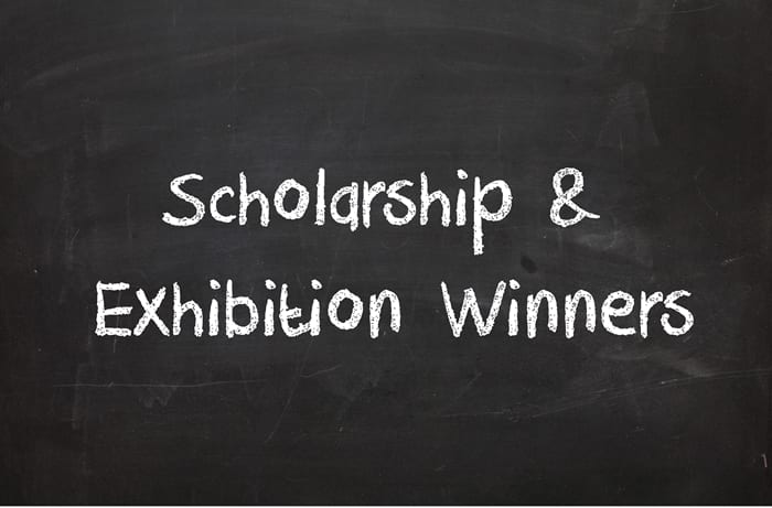 11 Scholarships & 18 Exhibitions Awarded So Far
