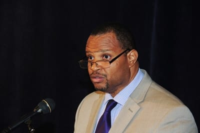 Minister of Finance and Economic Affairs, Christopher Sinckler. (FP)