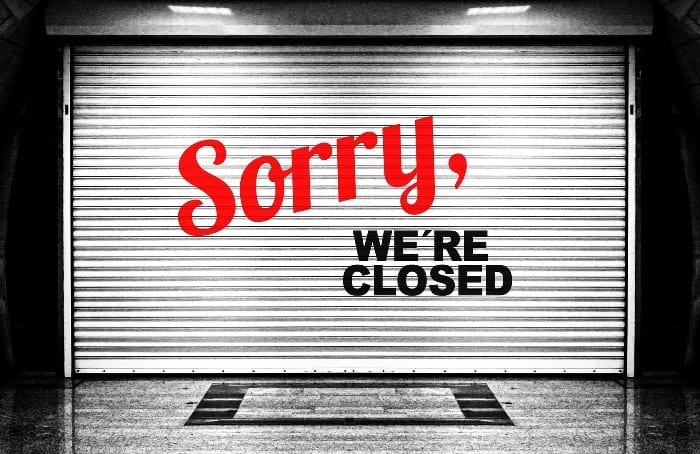 St. James Post Office Closed Monday & Tuesday