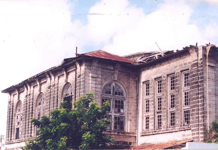 The Empire Theatre. (BGIS Library)