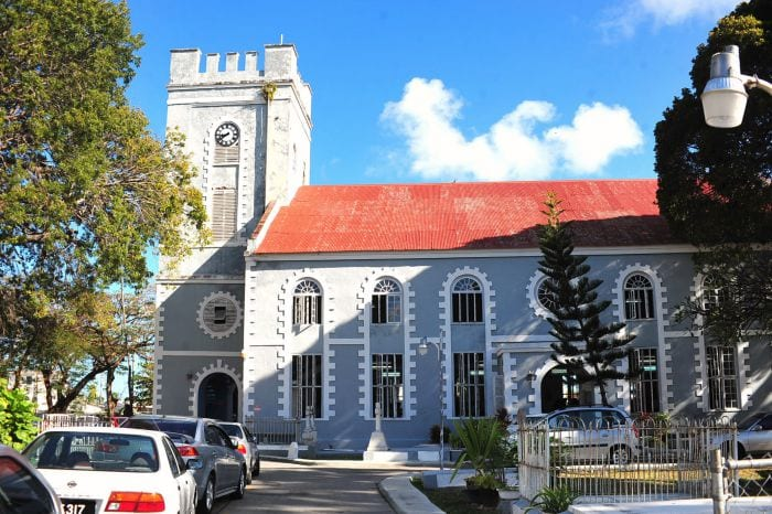 St. Mary's Anglican Church. (FP)
