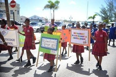 Education Parade & March Tomorrow