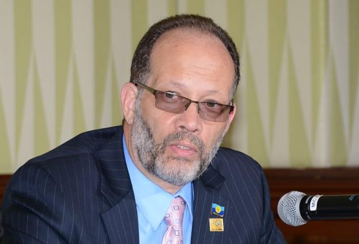 CARICOM Secretary-General, Ambassador Irwin Larocque. (FP)