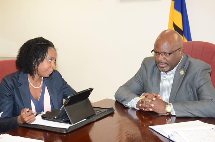 AG & New Bar President Hold Talks