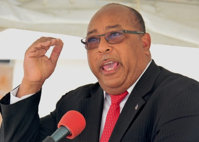 Stop The Blame Game Says Estwick