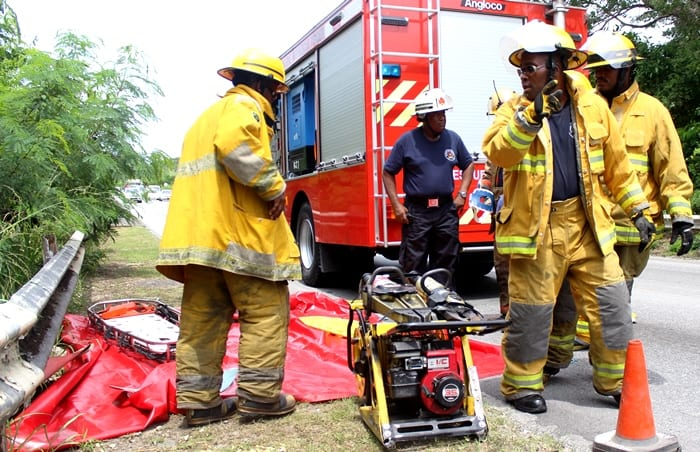 Barbados Fire Service Week 2017