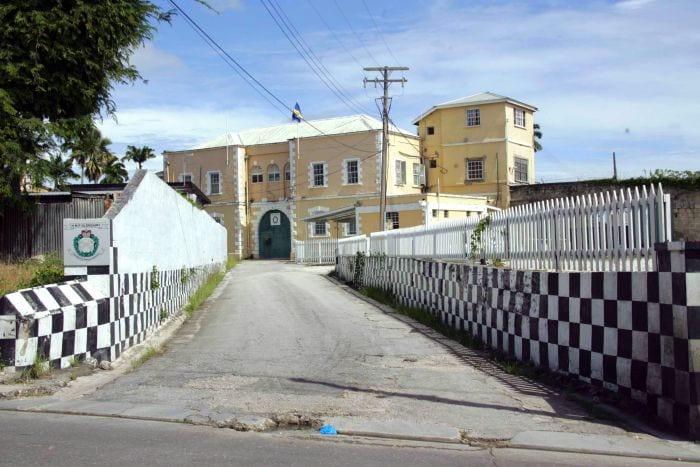 HMP Glendairy Prison. (FP)