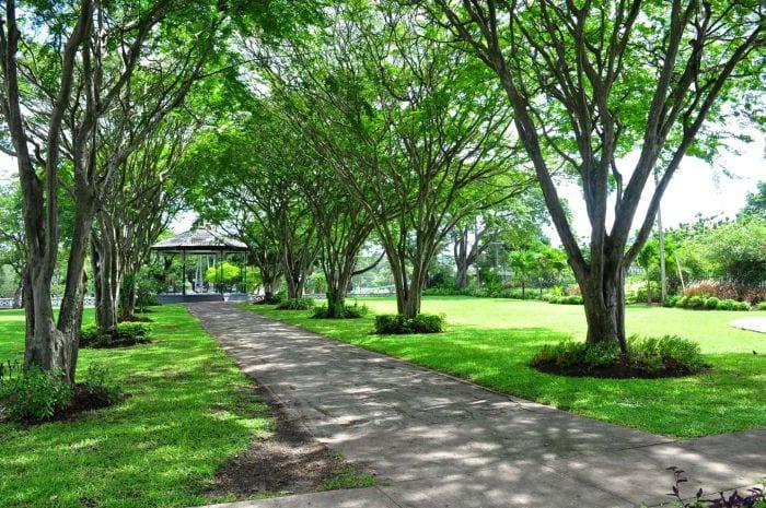 Queen's Park Refurbishment Project Begins Monday