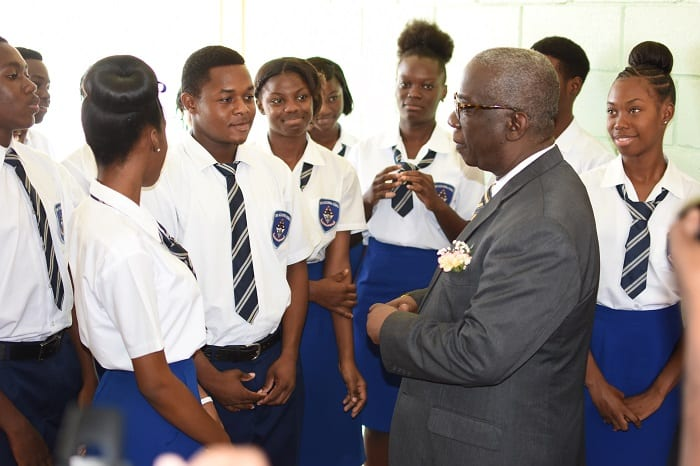 Students Urged To Grasp Opportunities
