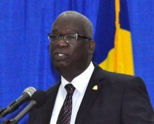 Minister of Education, Science, Technology and Innovation, Ronald Jones. (FP)