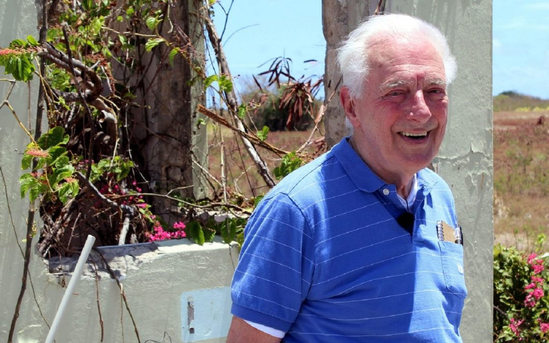 The 60-Year Journey Of Francis Pfarr