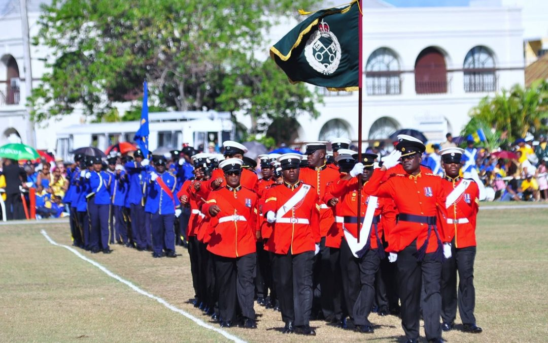 Over 1,200 On Parade Independence Day