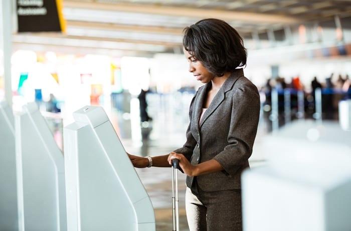 Airport Kiosks Up & Running Under Pilot Project