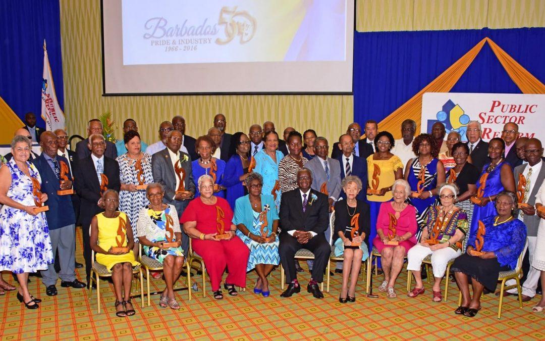 50 Civil Servants Honoured At Ceremony