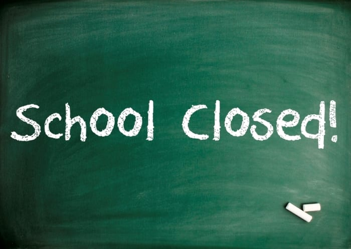 Lester Vaughan School Closed