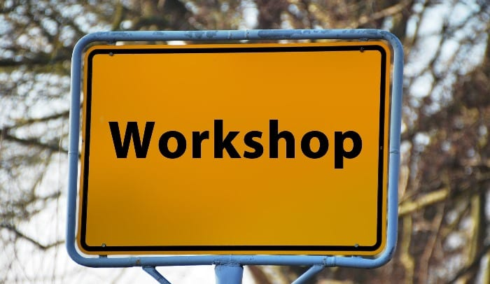 Workshop For St. Thomas Residents