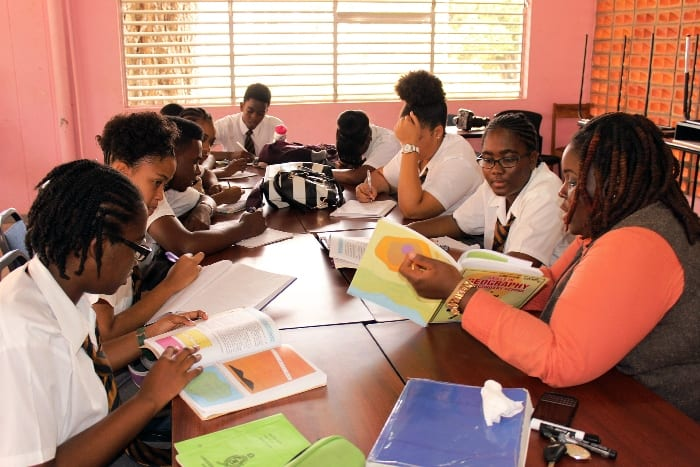 Classes For Some Combermere Students