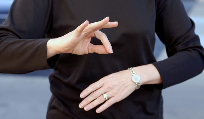 Sign Language Classes Starting In September