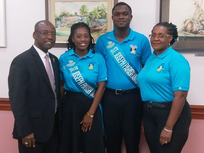 Ambassadors Encouraged To Dream Big