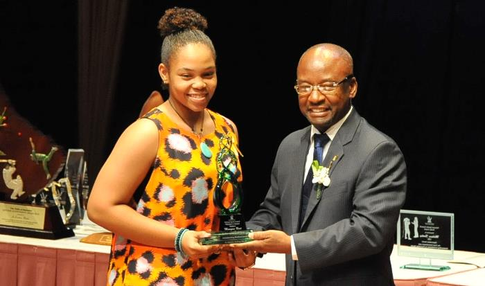 Private Sector Praised For Sports Support