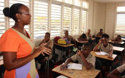 Teachers' Professional Day Is October 23
