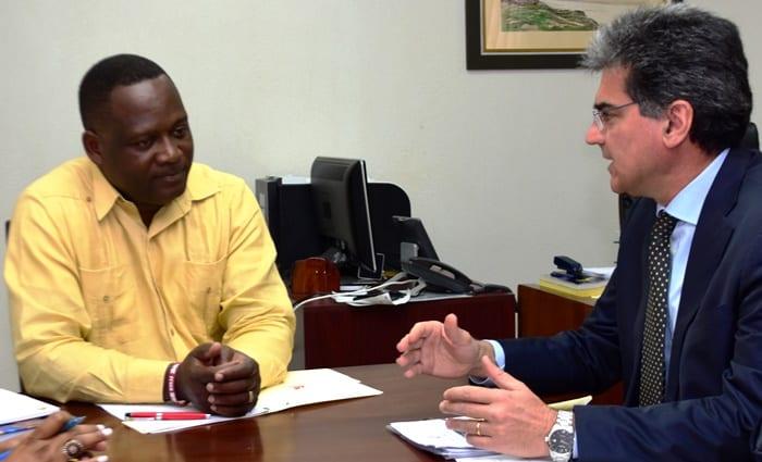 Barbados & Italy Looking To Deepen Ties