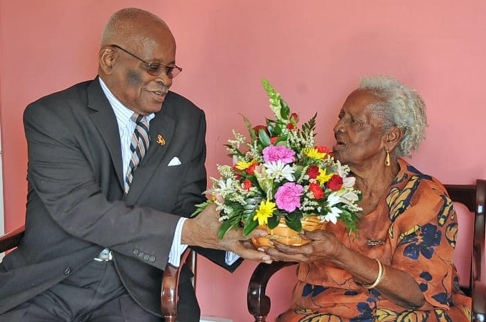 Search Is On For Centenarians
