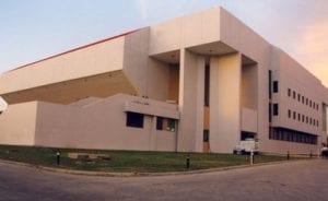 Wildey Gymnasium Re-opened